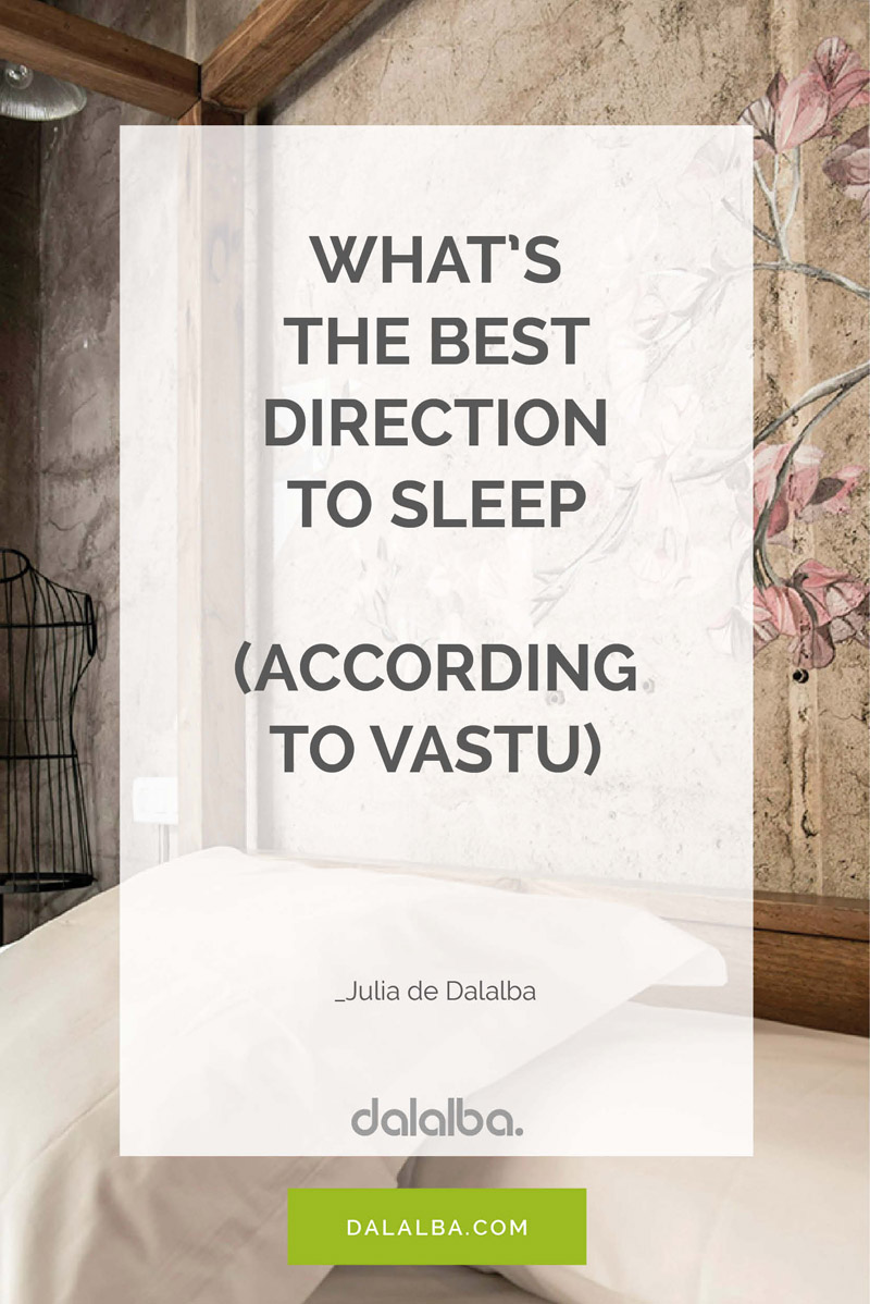 best direction to sleep