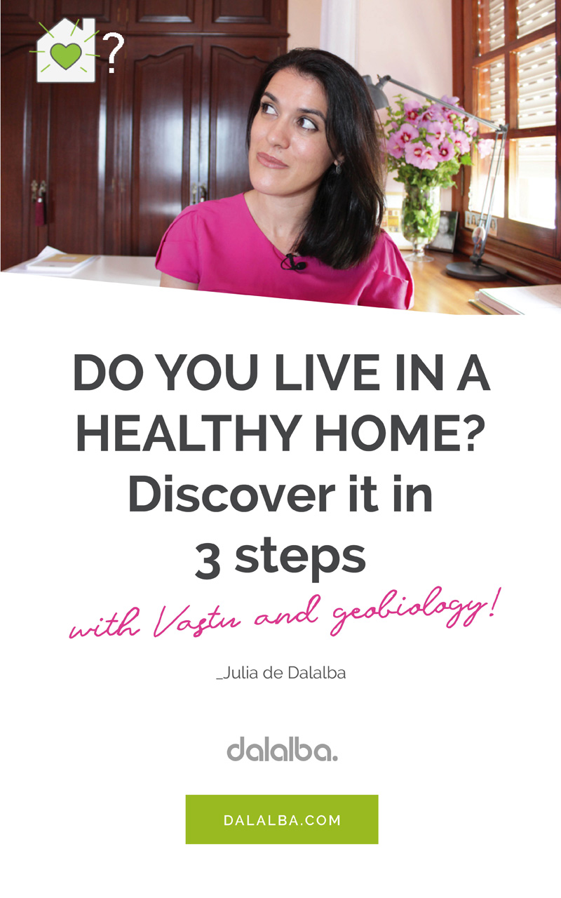 healthy home with vastu and geobiology